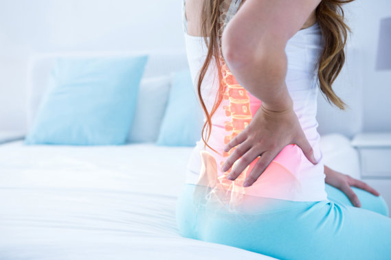 4 Habits That Put You in Danger for Lower Back Pain
